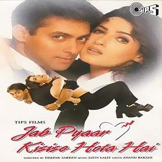 Jab Pyaar Kisise Hota Hai (Original Motion Picture Soundtrack)