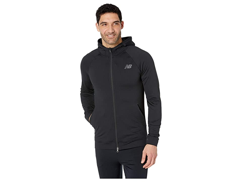 New Balance Anticipate 2.0 Jacket (Black/Black) Men