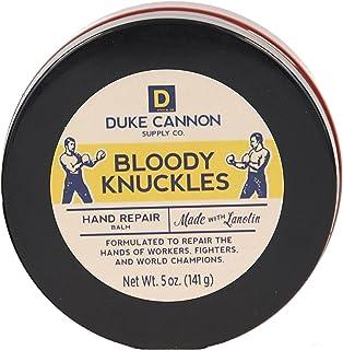 Duke Cannon Bloody Knuckles Hand Repair Balm, 5 Ounce