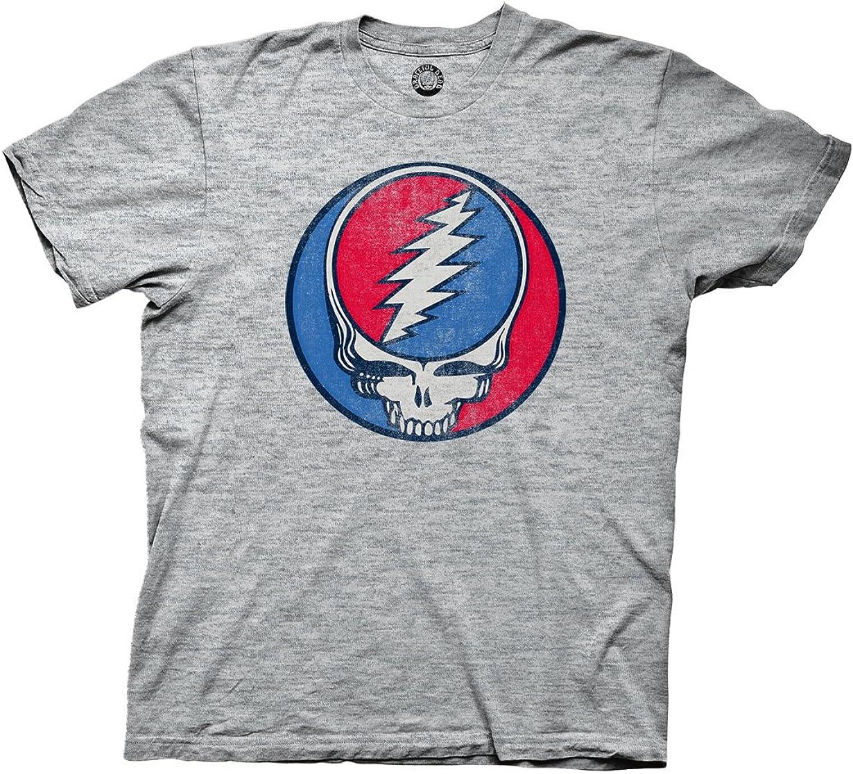 T-Shirts Sizes S-2XL New Adult Grateful Dead Big Bertha Big Print Tee Shirt