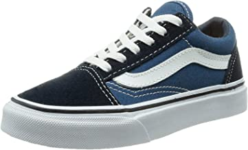 Vans Unisex Kids' K Old Skool Low-Top Sneakers