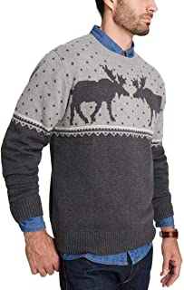 Men's Moose Sweater