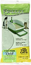 Purina Tidy Cats BREEZE Cat Pads Refill for Multiple Cats 10 ct Pouch