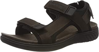 camel active Men's Trek Ankle Strap Sandals