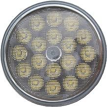 PAR36 LED Xenon White 6000K(Eq 100W Incandescent Iamp) Multipurpose Tractor Light Farming Industrial Offroad Lamp Outdoor Lighting Landscape Lighting(Flood)