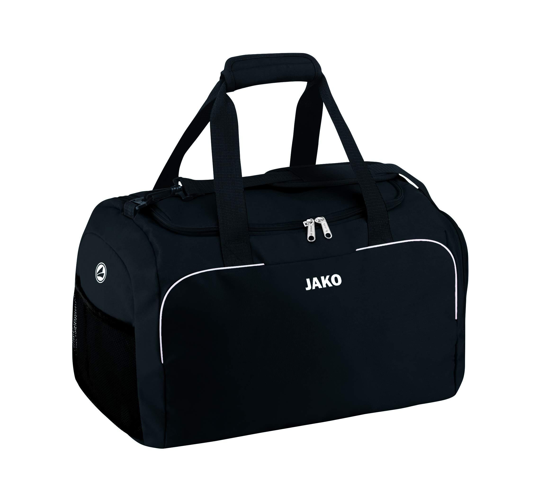 JAKO Sporttasche Classico, Senior 55 x 35 x 32 cm (LxBxH), schwarz