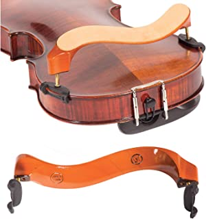 Mach One 3/4-4/4 Violin Maple Wood Shoulder Rest