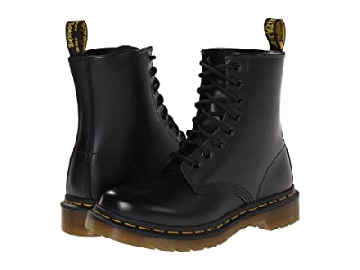 Dr. Martens 1460 W (Black Smooth) Women