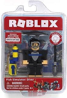 Amazon com: Roblox - Miniature Figures / Action Figures