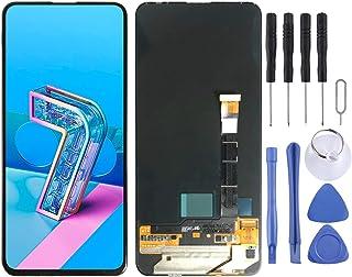 SHUHAN LCD Screen Phone Repair Part OLED Material LCD Screen and Digitizer Full Assembly for Asus ZenFone 7 / ZenFone 7 Pr...