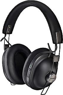 Panasonic RP HTX90NE K Bluetooth Kopfhörer Noise Cancelling (Sprachsteuerung, 24 h Akkulaufzeit, Over Ear, ANC Kopfhörer) schwarz