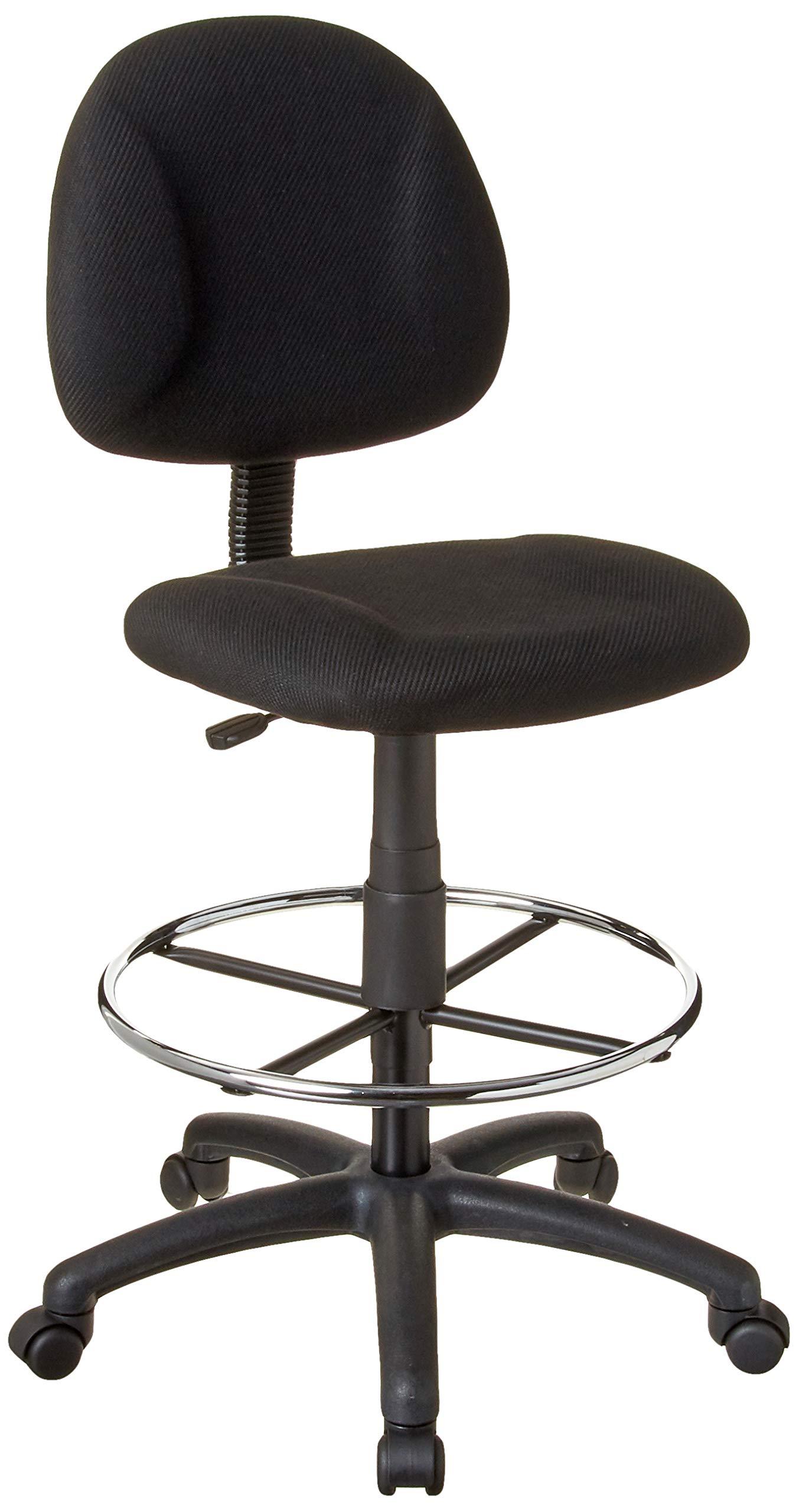 Boss Office Products B1615 BK Ergonomic