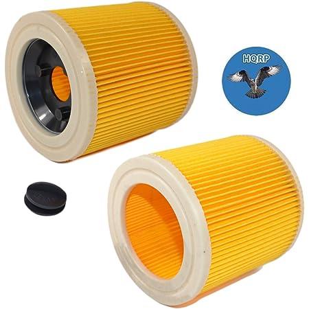 1x cartridge filter for Karcher SE 4001 SE 4002 WD 2.200 WD 3.200 WD 3.300 M