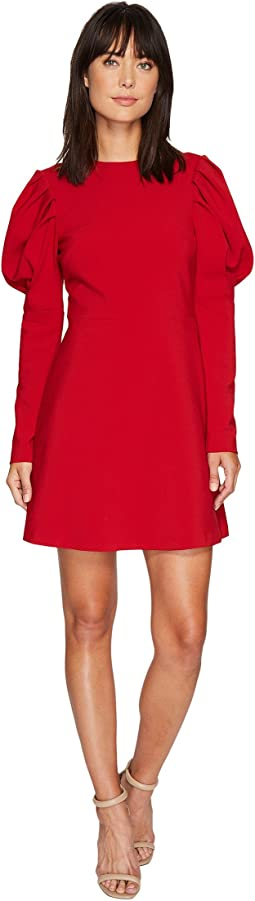 Nicole Miller - Karli Bold Shoulder Dress