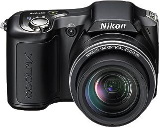 Nikon デジタルカメラ COOLPIX (クールピクス) L100 ブラック L100