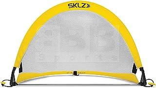 SKLZ 3425 Soccer Playmaker Goal Set - 2.5 feet, Yellow