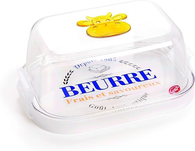 1281 opinioni per Snips Burriera Farm  Contenitore per frigo & servi in tavola   500ml  0% BPA e
