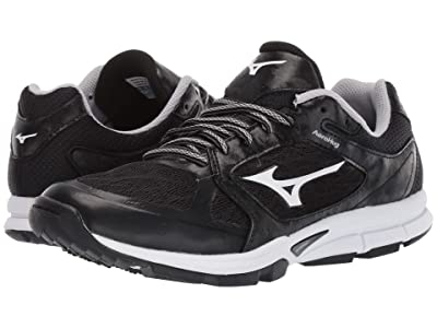 Mizuno Utility Trainer (Black/White) Women