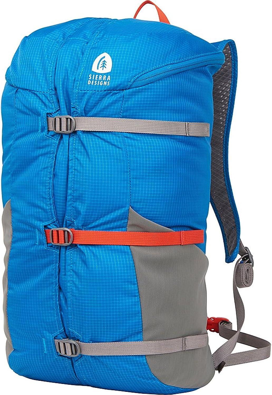 Sierra Designs Flex Summit 18L23L Hiking Pack (blueee jewel)