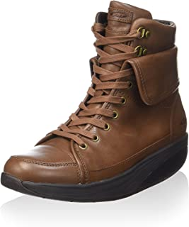 Boots Womens Leather Brown