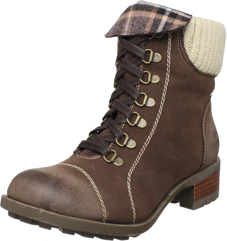 Skechers USA Women's Lunacy-Sequoia Ankle Boot