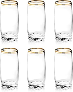 Best gold glass cup Reviews