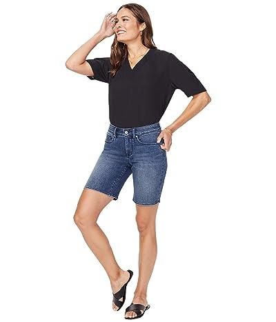NYDJ Ella Shorts with Side Slits (Lazaro) Women