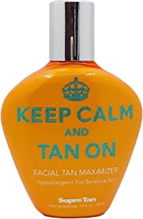 keep calm and spray tan