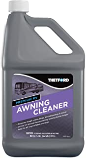 Premium RV Awning Cleaner for RV or Home Awnings 64 oz - Thetford  96017