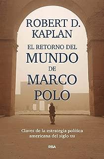 El retorno del mundo de Marco Polo (ENSAYO Y BIOGRAFIA) (Spanish Edition)