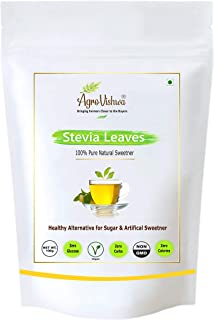 """Agrovishwa 100% Pure Stevia Leaves""""Introductory Offer""""