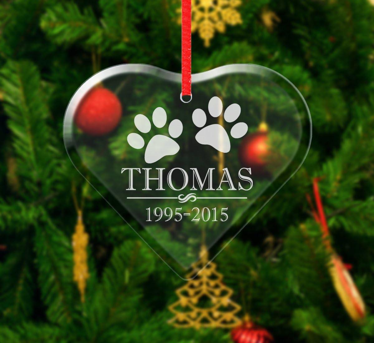 Personalized Pet Ornaments dog ornamentcat ornament pet Christmas ornaments
