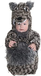 Wolf Bunting Infant Costume