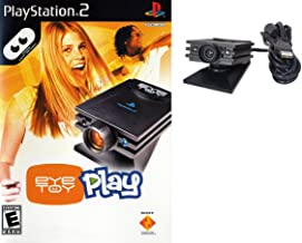 Eye Toy Play with PS2 Eye Toy Camera (Playstation 2)