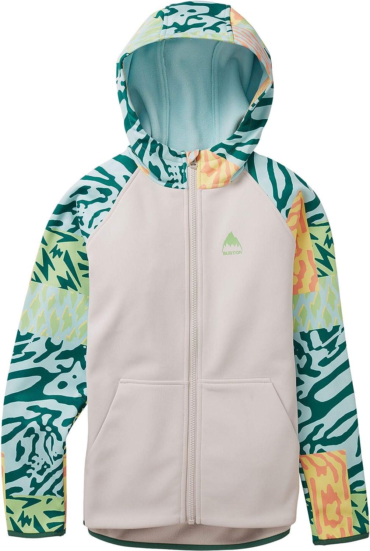 Burton 超特価 Unisex-Child 出荷 Crown Weatherproof Fleece Full-Zip