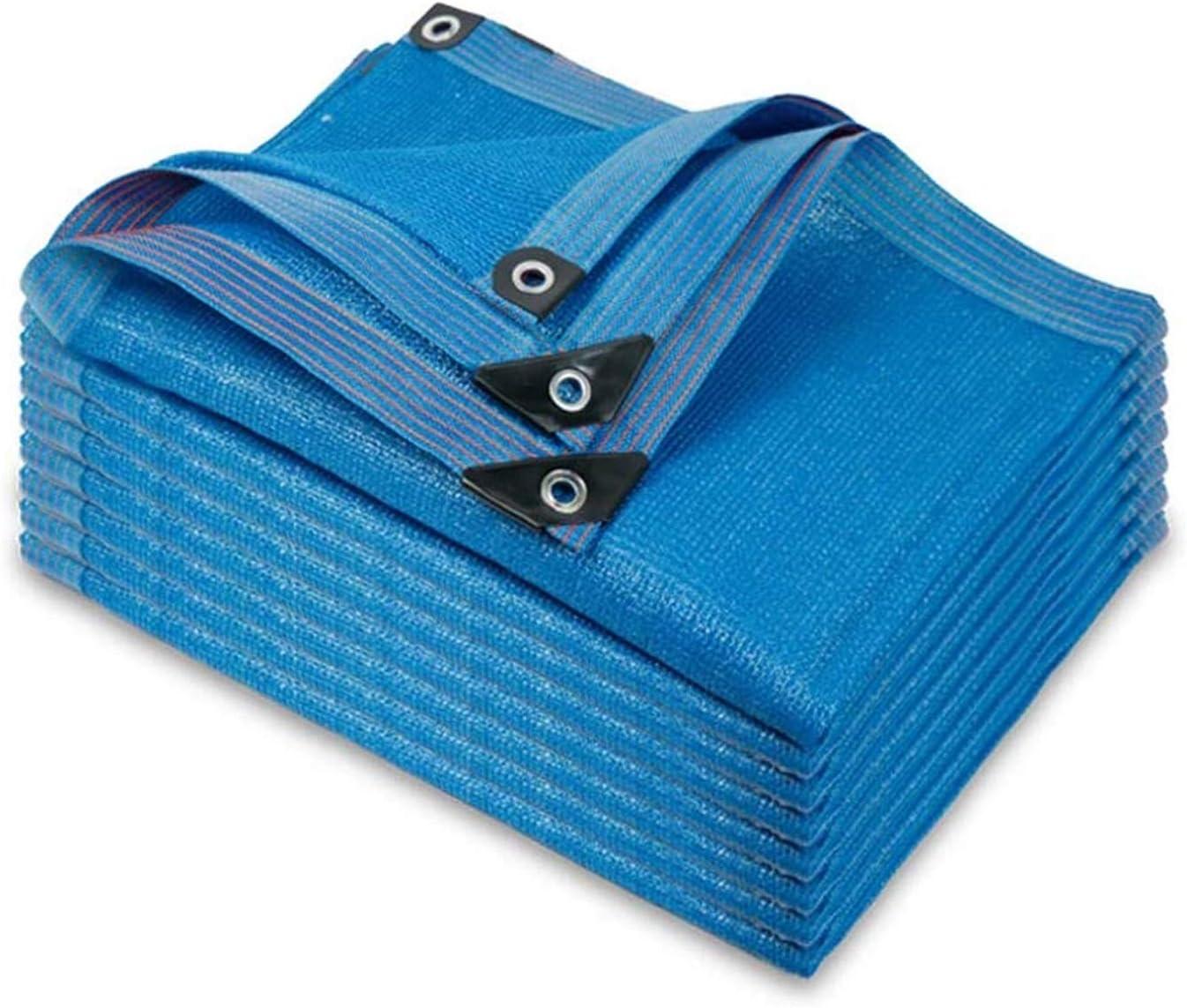 SSHA Shade Cloth Cheap sale Net Blue Year-end gift Block Sun 90% Mes Mesh
