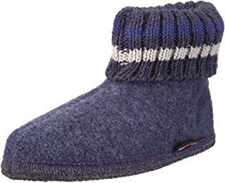 HAFLINGER Hüttenschuh Paul, Chaussons Montants Mixte Adulte