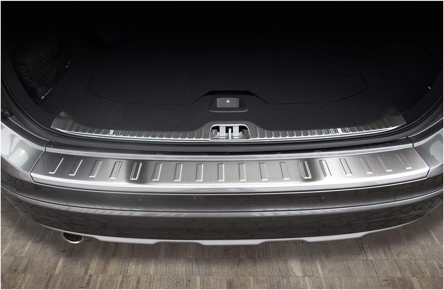 tuning-art BL921 Protector de Borde de Carga para Volvo XC60 2013-2017 con un Borde