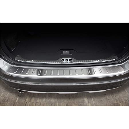 Tuning Art Bl921 Ladekantenschutz Mit 3d Profil Abkantung Fahrzeugspezifisch Auto