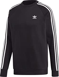 adidas Originals 3-Stripes Crew Sweater
