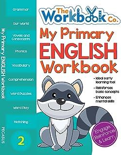 My Second English Workbook