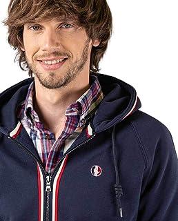 El Ganso Canguro Zipper Marino para Hombre