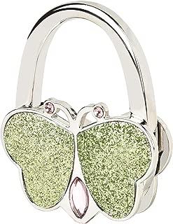 LUXUR Foldable Handbag Hanger Metal Folding Purese Hook for Table Purse Hook For Women