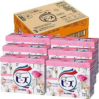 香水新鲜 衣料用洗涤剂 粉末 1.41kg×6個 1