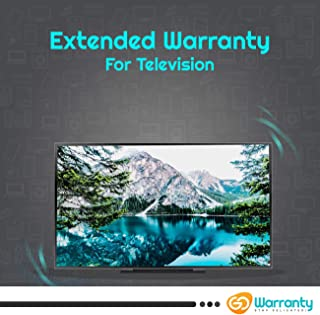 GoWarranty : 4 Years Extended Warranty for Television or TV (Range INR 1 - INR 20000) - (4 Year)
