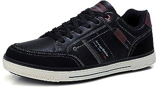 ARRIGO BELLO Vrijetijdsschoenen heren Casual Schoenen Sneakers Outdoor Skateboard Lederen Wandelschoenen Fitness Loopschoe...