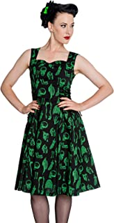 hell bunny anatomy dress