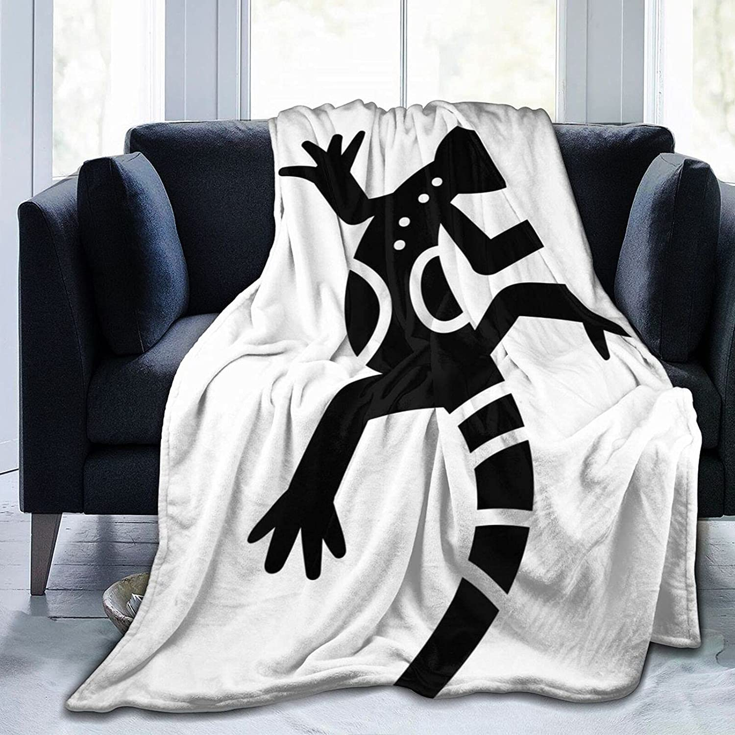 Tribal Lizard 5 Virginia Beach Mall Soft and Blanket Suitable Comfortable f Flannel Colorado Springs Mall