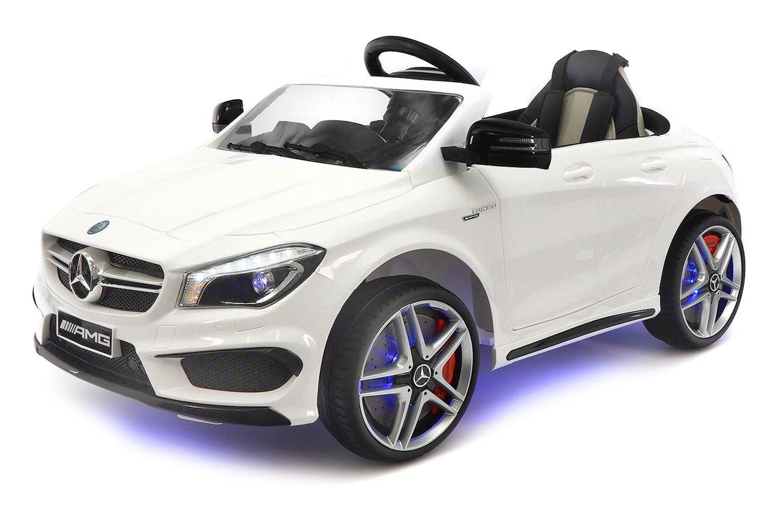 Mercedes Electric Operated Kids Parental