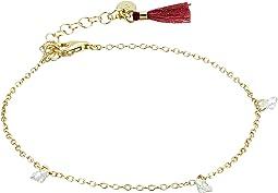 SHASHI - Bella Three Cyrstal Bracelet